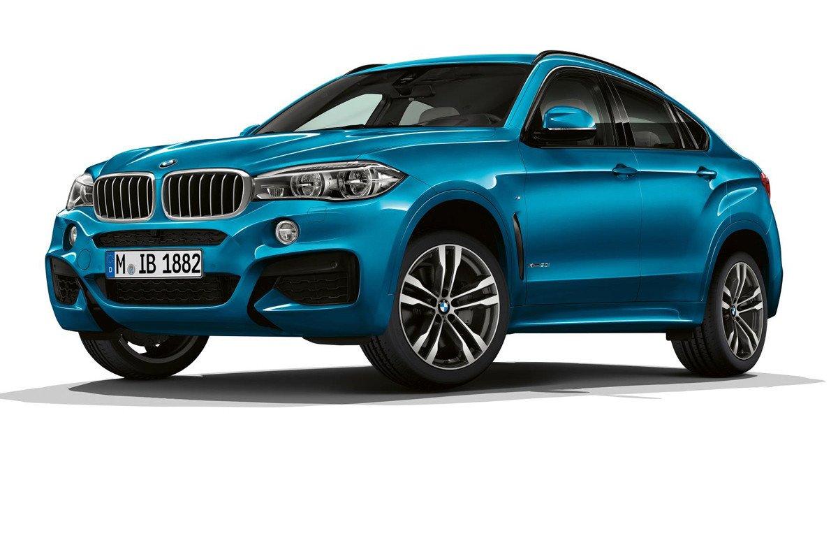 BMW X6 M Sport Edition