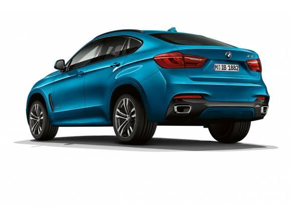 Nuevo BMW X6 M Sport Edition, todavía más deportivo