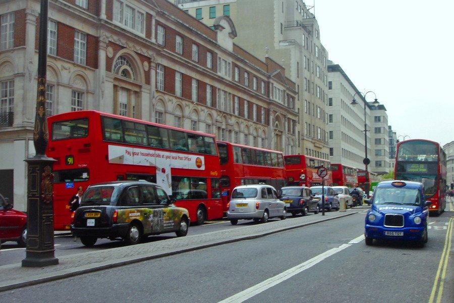 Circulación Londres