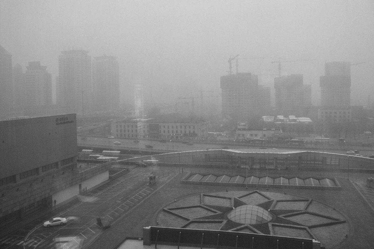 Contaminación Pekín