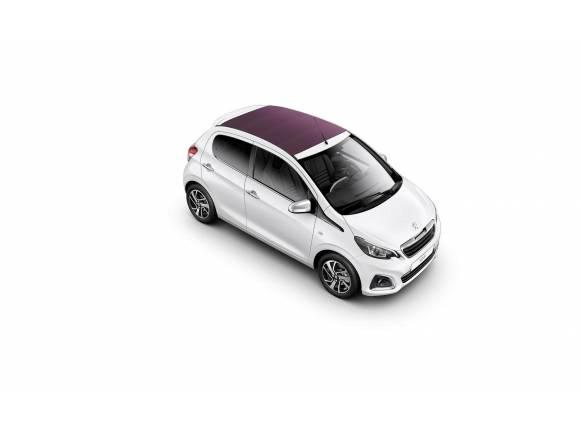 Nuevo Peugeot 108, un coche urbano a la moda