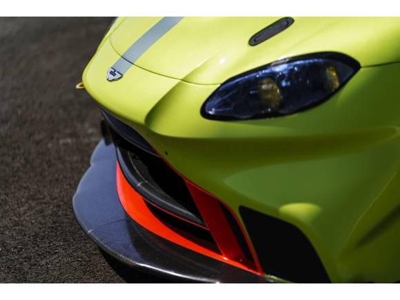 Nuevo Aston Martin Vantage GTE, el sucesor de un ganador