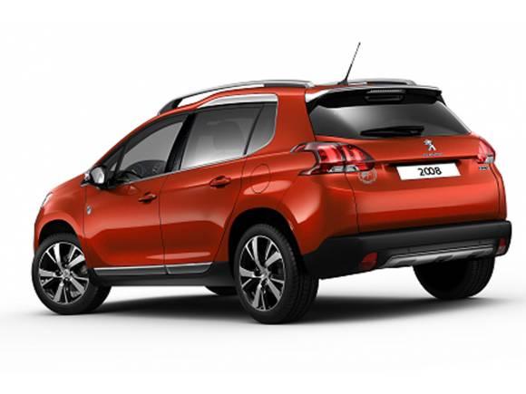 Nuevo acabado Crossway para el Peugeot 2008