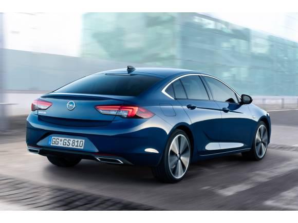 Nuevo Opel Insignia: estrena faros IntelliLux y más tecnología
