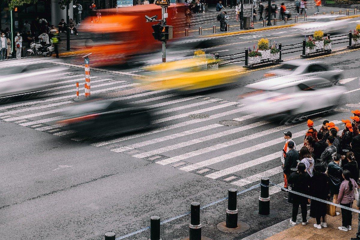 peatones accidente