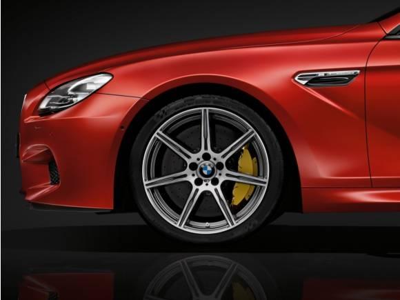 Más potencia para los BMW M6 con el Paquete de Competición