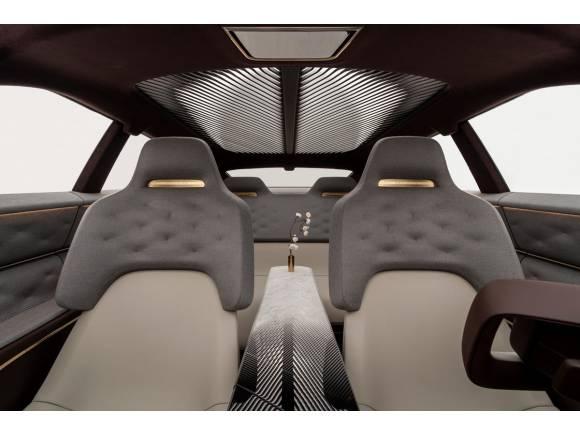 Infiniti presenta el QX Inspiration, el prototipo de su futuro eléctrico