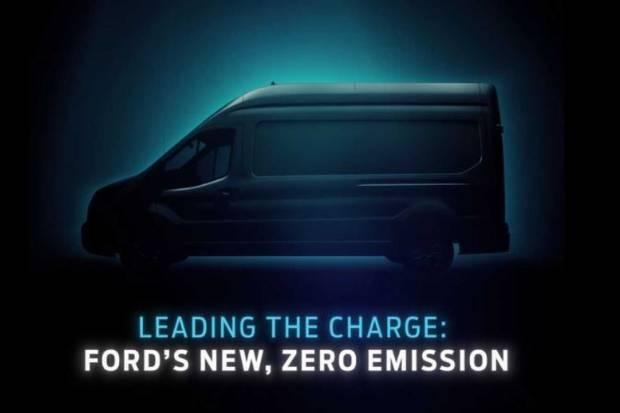 Ford E-Transit: la furgoneta comercial eléctrica del futuro