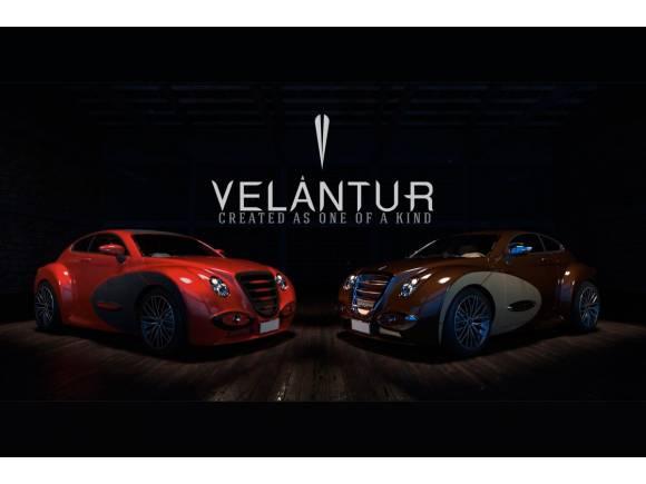 Primeras imágenes del concept de Velántur