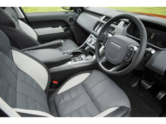 Prueba: Range Rover Sport 2013, primer contacto