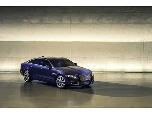 Nuevo Jaguar XJ 2016, actualización de diseño, motores y equipamiento