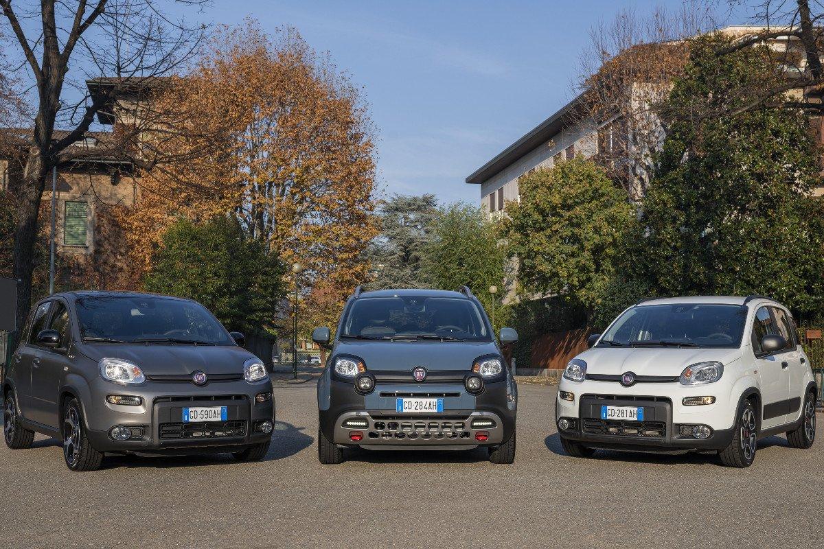 Nuevos Fiat Tipo y Fiat Panda