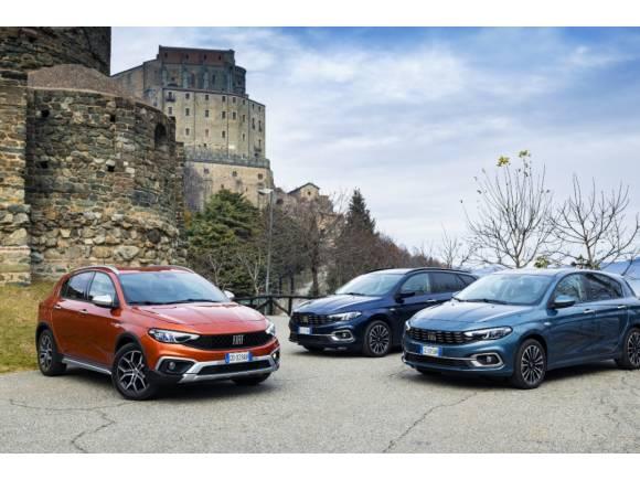Nuevos Fiat Tipo y Panda: motores, versiones y tecnología