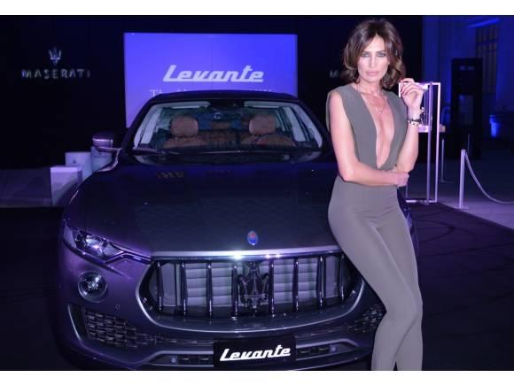 Maserati Levante: el primer SUV de la marca del Tridente