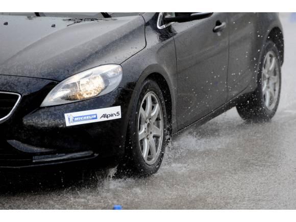 Neumáticos para la lluvia, consejos de compra y cuidados