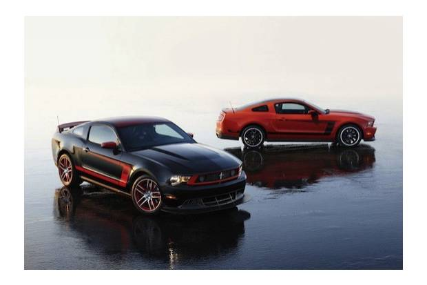 Vídeo: Ford Mustang Boss en acción