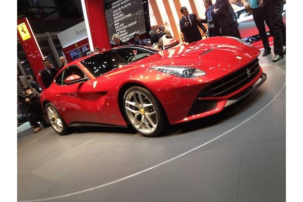 Vídeo: Ferrari F12berlinetta