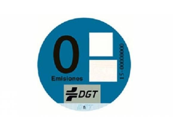 ¿Por qué no he recibido la pegatina ecológica de la DGT?