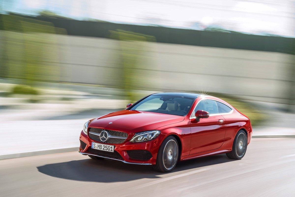 El Nuevo Mercedes Clase C Coup 233 Llega En Diciembre