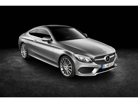 El nuevo Mercedes Clase C Coupé llega en diciembre
