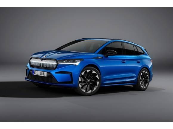 Skoda Enyaq Sportline iV: deportividad en formato SUV eléctrico