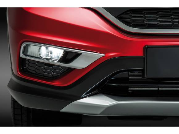 El Honda CR-V cambiará ligeramente para 2015