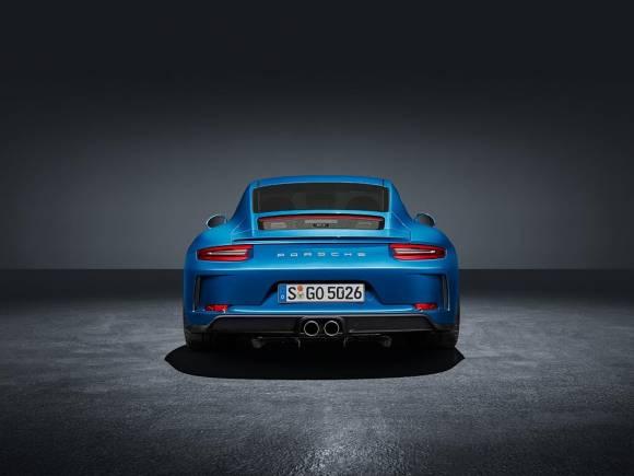 Porsche 911 GT3: ahora con Paquete Touring sin aumento de precio
