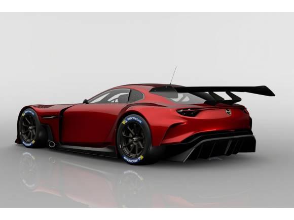 Mazda RX-Vision GT3 Concept: otro prototipo para Gran Turismo Sport