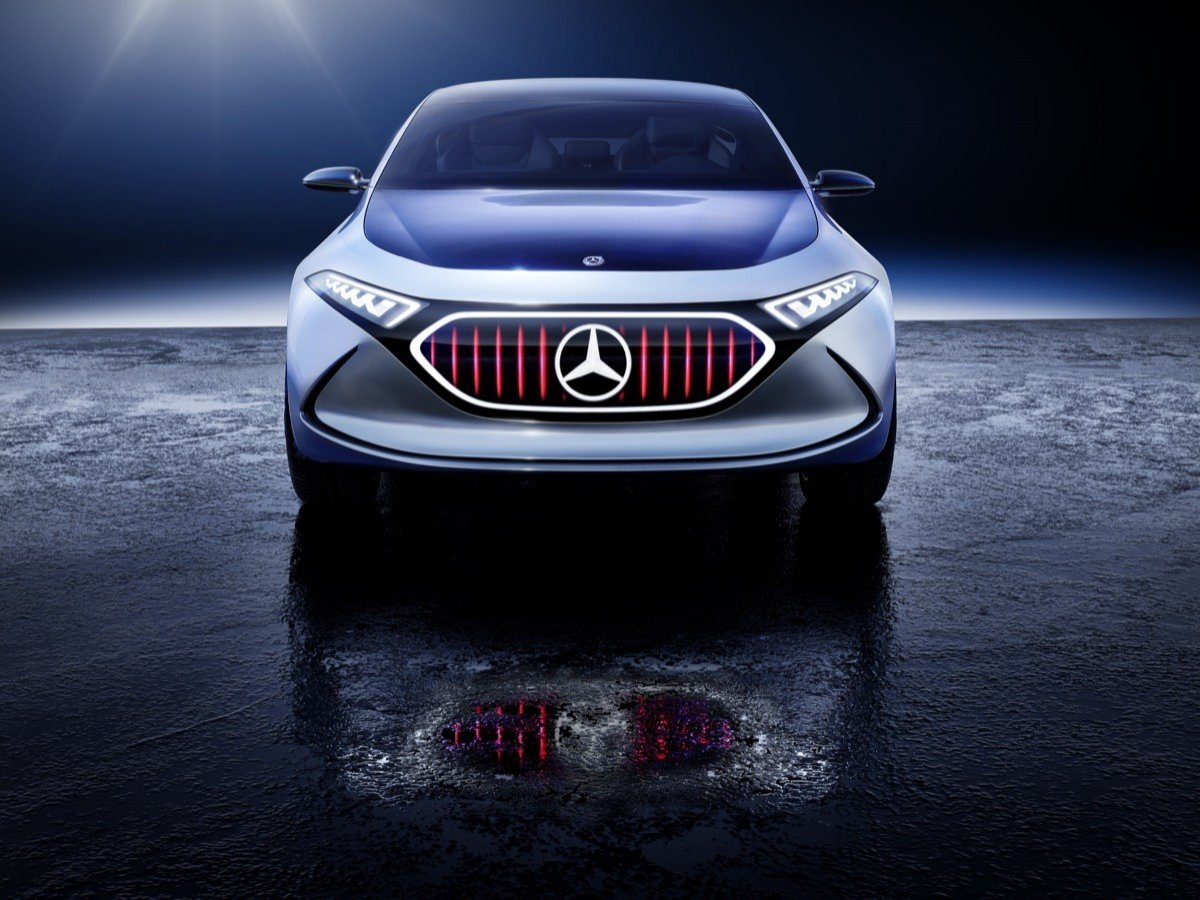 Mercedes Benz EQA