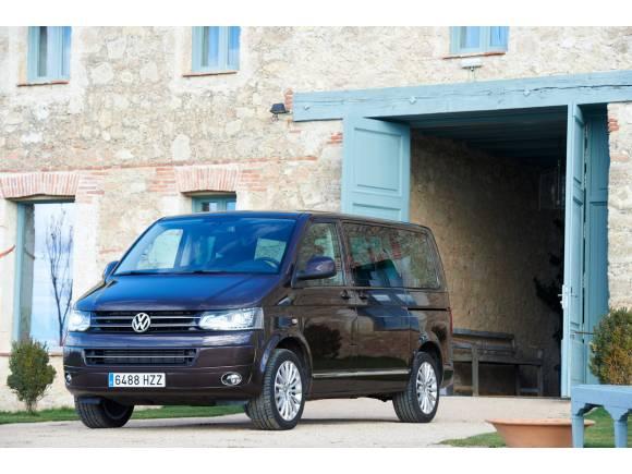 Volkswagen renueva su gama Multivan para encontrar nuevos clientes