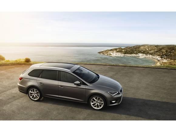 Prueba: nuevo Seat León ST, familiar con carácter deportivo