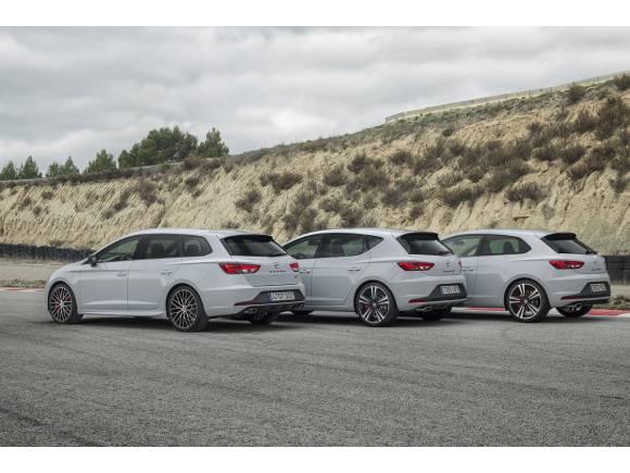 Seat León Cupra ST: el compacto familiar para los papás más deportivos
