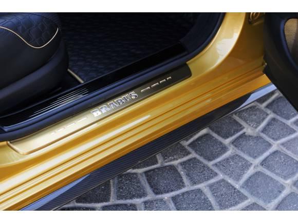 Así es el extremo Brabus Rocket 900 Desert Gold Edition