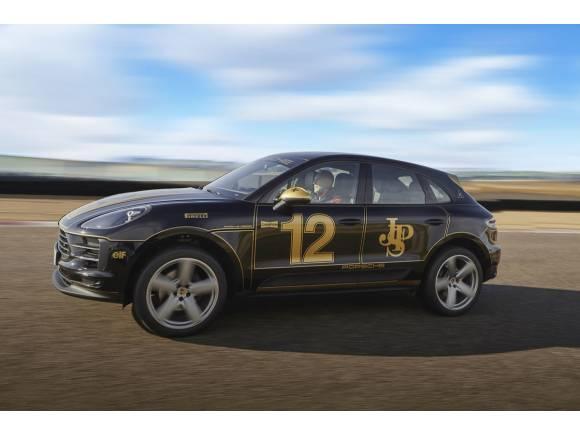 Porsche Macan Tribute: nueva serie especial con guiños a la competición