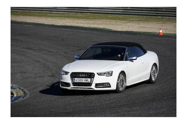 Prueba en circuito: Gama Audi S