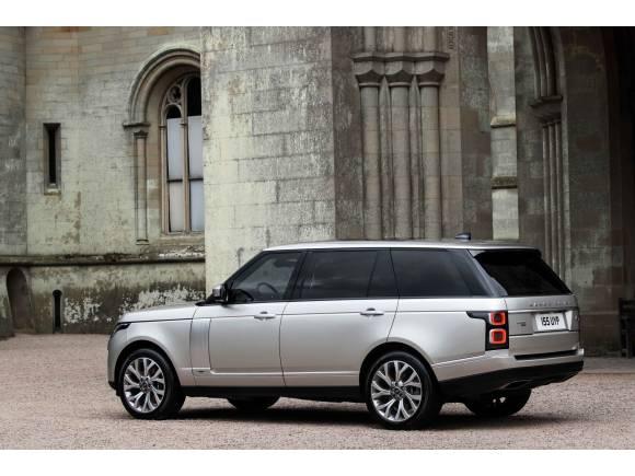 Nuevo Range Rover 2018: ahora también híbrido enchufable