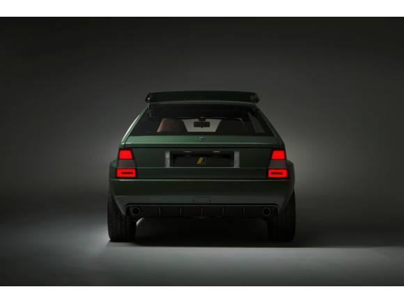 AutomobiliAmos resucita al Lancia Delta por 300.000 euros