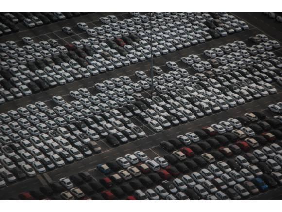 Suben las ventas de coches en octubre moderadamente