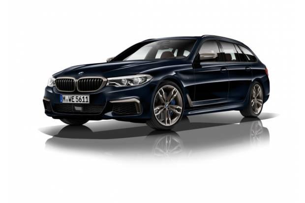 BMW M550d xDrive: el 6 cilindros turbodiesel más potente llega al Serie 5