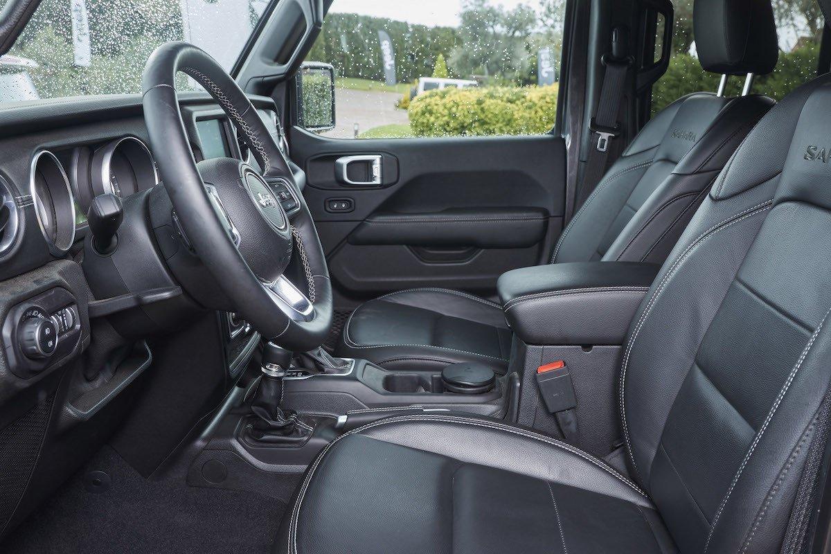 Prueba Jeep Wrangler Rubicon 2019