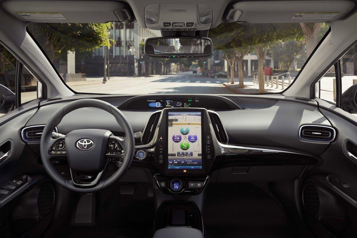 Nuevo Toyota Prius 2019