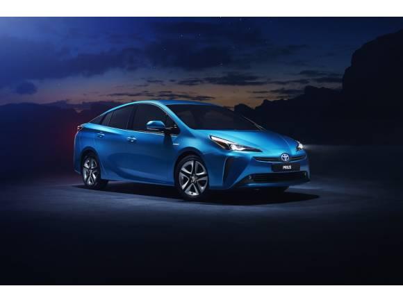 Nuevo Toyota Prius 2019 ya a la venta desde 29.990 €