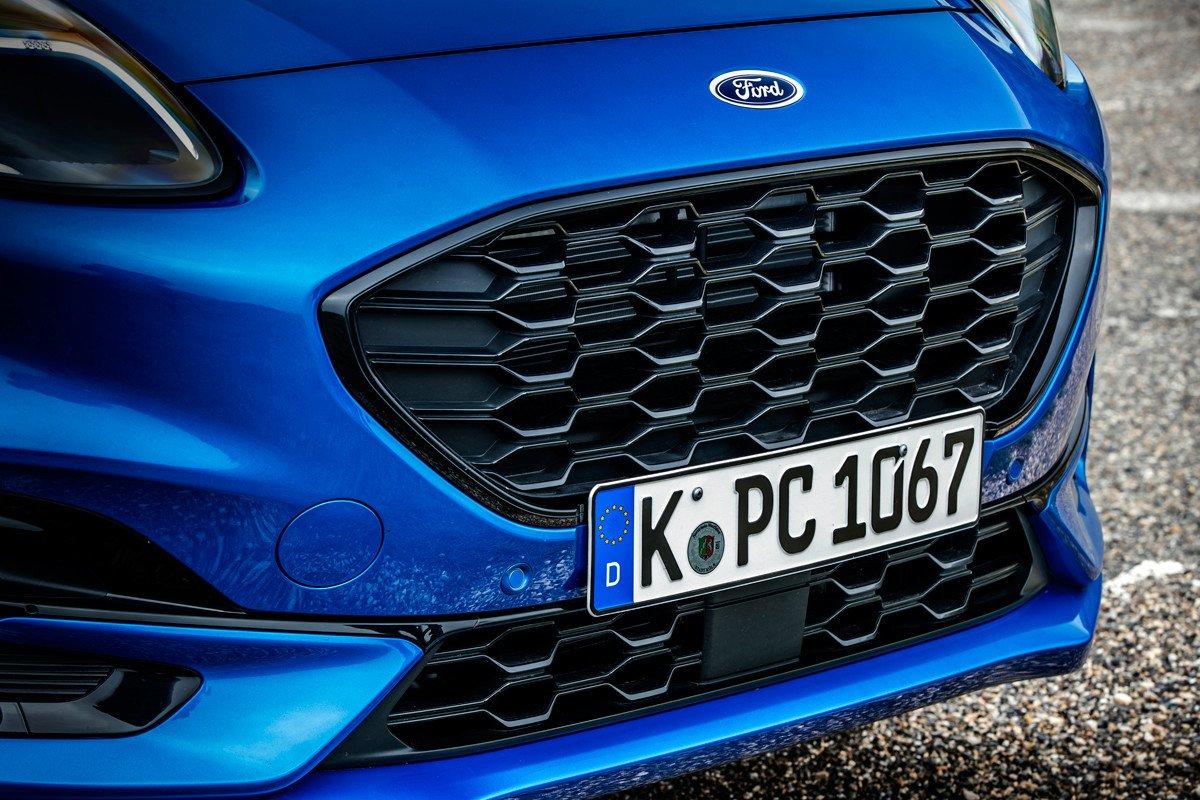Prueba Ford Puma