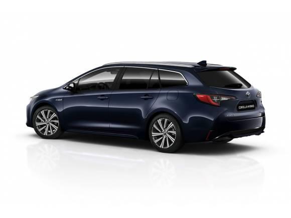Nuevo acabado Style y más equipamiento de serie para el Toyota Corolla Hybrid