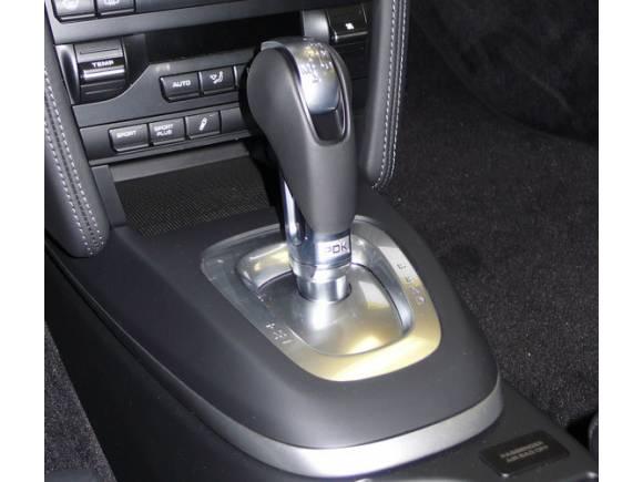 Conducción eficiente con un automático.