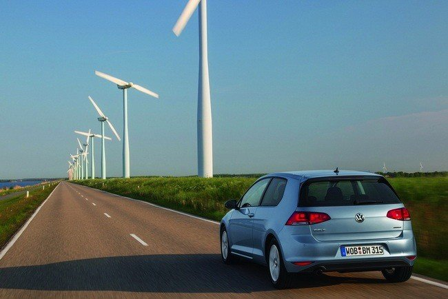 Volkswagen Golf Bluemotion 2013
