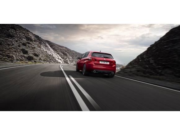 Nuevo Peugeot 308 GTI 2015, un león más fiero de lo que lo pintan
