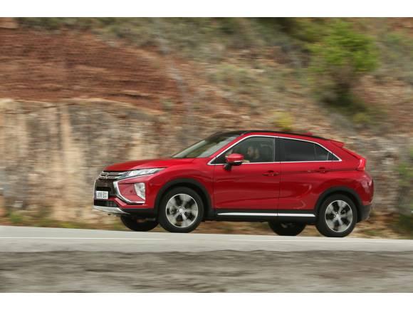 Mitsubishi Eclipse Cross: primera prueba, precios y equipamientos