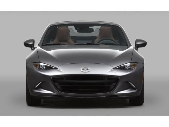 Mazda MX-5 RF: ahora también con techo duro metálico