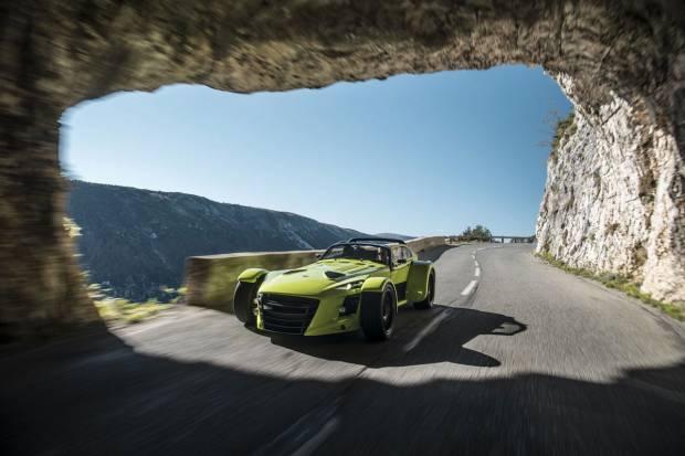 Donkervoort D8 GTO-RS, el coche más potente de Holanda